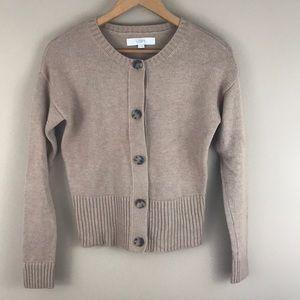 Loft wool cardigan Sz S